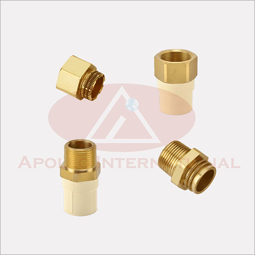 Brass CPVC Fittings