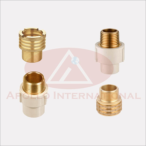 Brass CPVC Fittings Inserts1