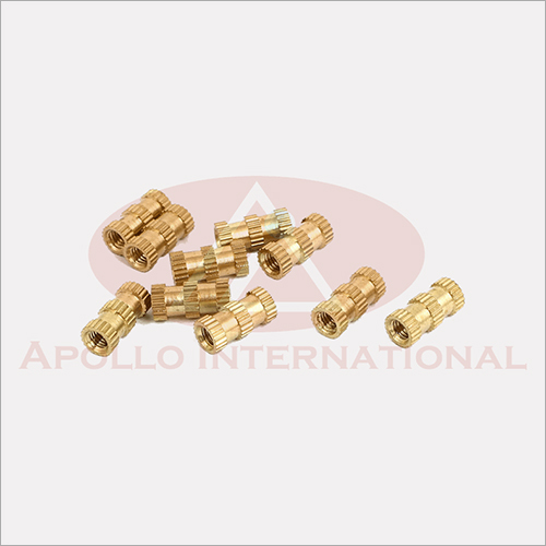 Brass Plastic Moulding Inserts
