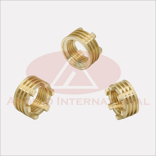 Brass UPVC Fittings Inserts