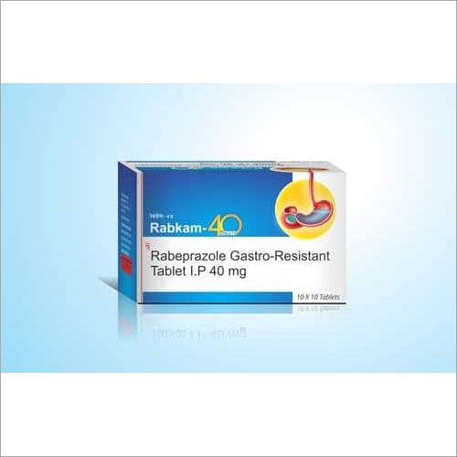 Rabeprazole Gastro-Resistant Tablet