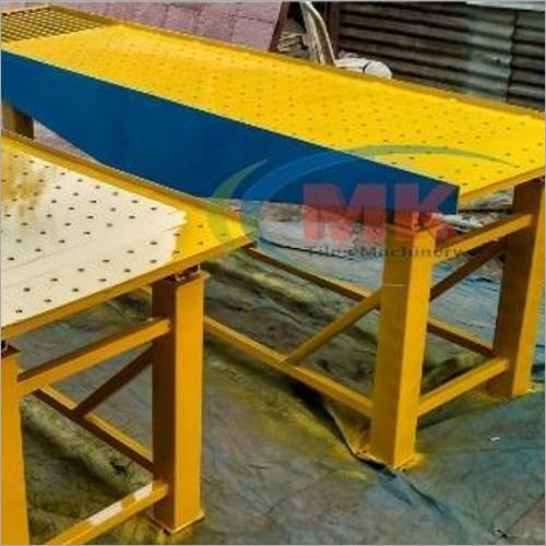 interlocking tiles making  Vibration Table machine