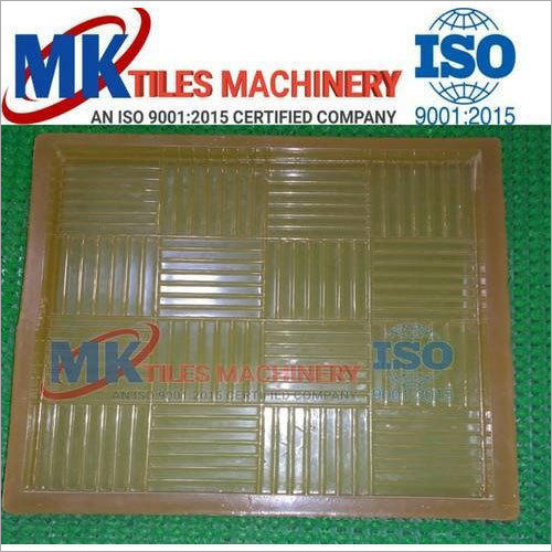 Parking Tile Plastic Mould