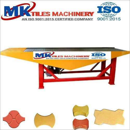 Vibrating Table Machinery