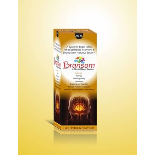 Ayurvedic Brain Booster Tonic