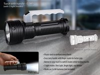 Torch With Handle (3 Light Modes)