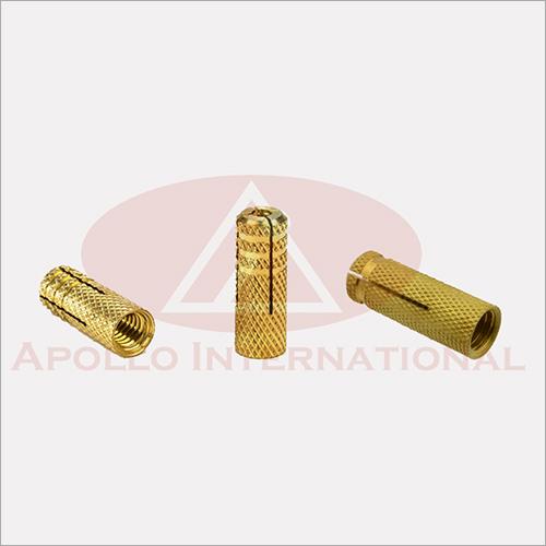 Brass Fixing Anchors
