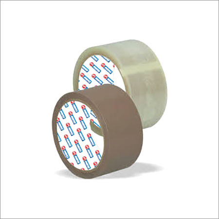 White Brown Bopp Tape