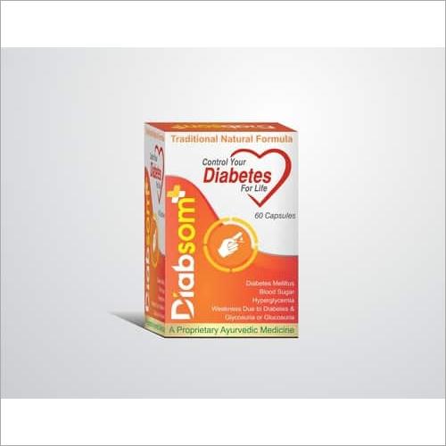 Diabetes Ayurvedic Capsule