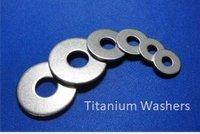 Titanium Plain Washers Din 125