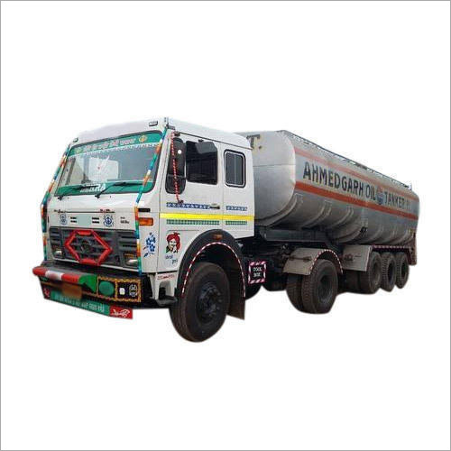 Stainless Steel Edible Oil Tanker