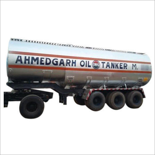 30 Ton Edible Oil MS Tanker