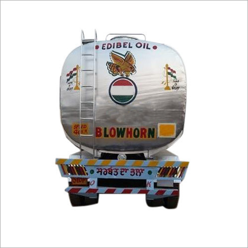Edible Oil Tanker
