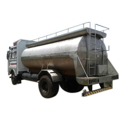 Oil Transportation Road Tanker