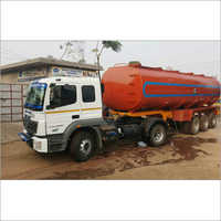 Edible Oil Transportation Tanker