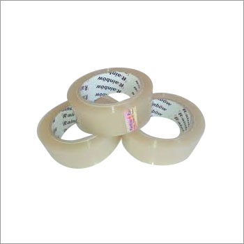 Transparent BOPP Adhesive Tape