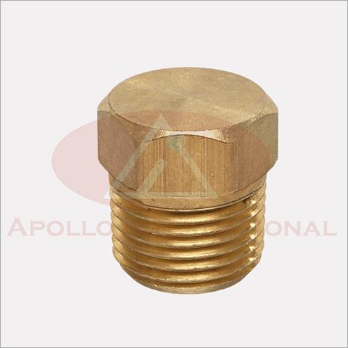 Brass Hex Plugs