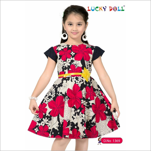 Floral Baby Frock