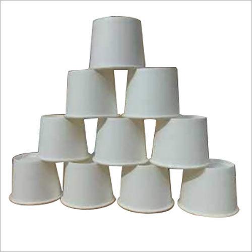 110ml Plain Paper Cups