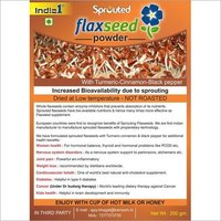 Sprouted Flax Seed Powder
