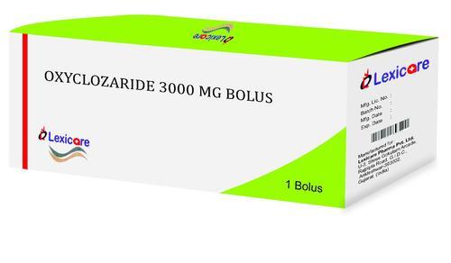 Oxyclozaride Bolus