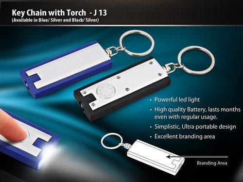 Torch keychain