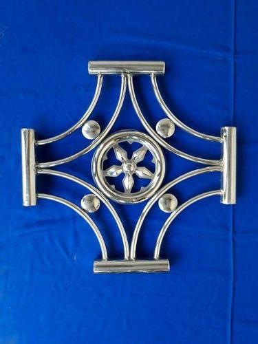 Star window stairing railing