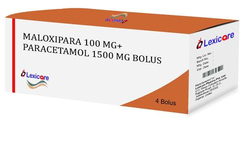 Maloxipara  and Paracetamol    Bolus