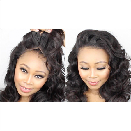 Human Hair Extension Frontals