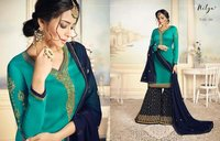 Wedding Designer Sharara Suits