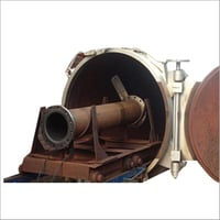 SS Pipe Rubber Lining Service