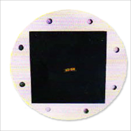 Metal Bonded Rubber Pads