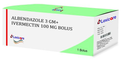 Albendazole and Ivermectin Bolus