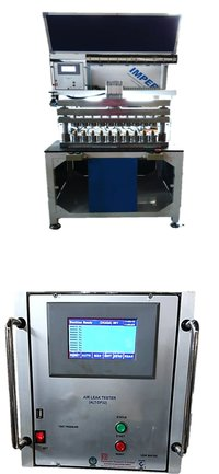 Valve Leakage Testing Machine