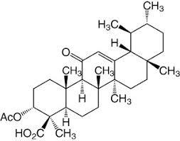 AKBA ( 3-acetyl-11-keto-beta-boswallic acid )