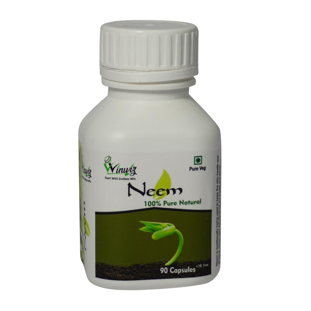 Neem Herbal Capsules