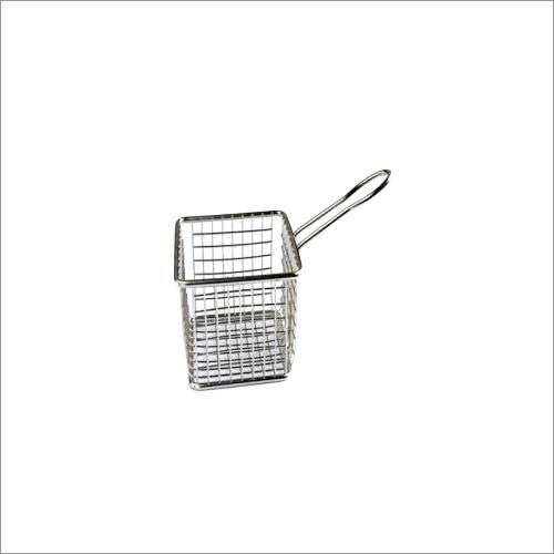 Stainless Steel Fryer Basket