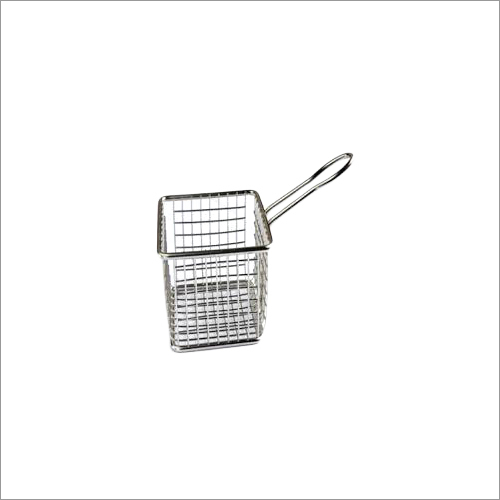 Stainless Steel Fryer Basket