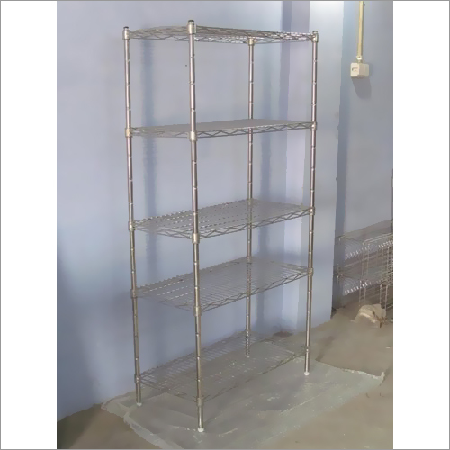 Departmental Shelving Rack