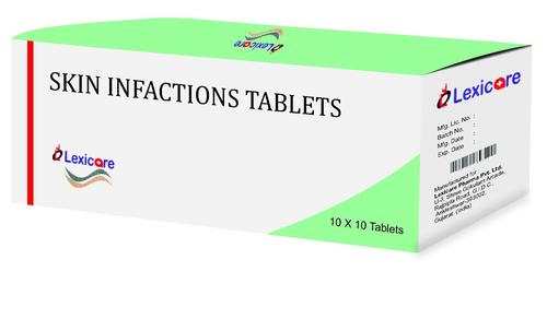 Skin Infaction Tablets