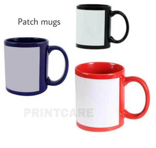 Patch mug