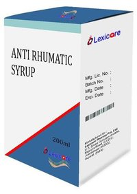 Anti Ruhmatic Syrup