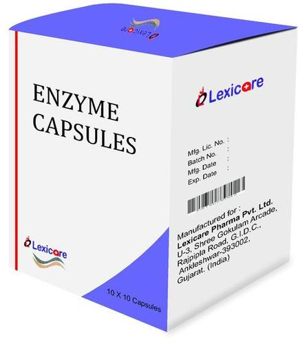 Ayurvedic Enzyme Tablets