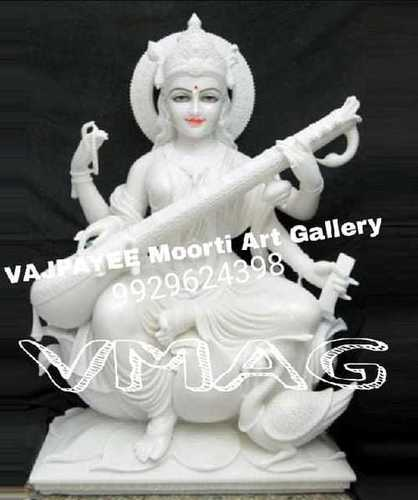 Goddess Saraswati Statue