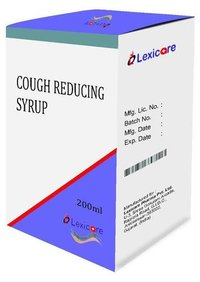 Ayurvedic Cough Reducing Syrup