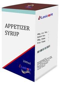 Ayurvedic Appetizer Syrup