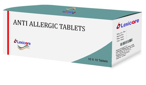 Ayurvdic Anti Allergic Tablets