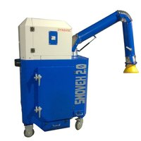 Stainless Steel Pipe Welding Fume Extractor Machine