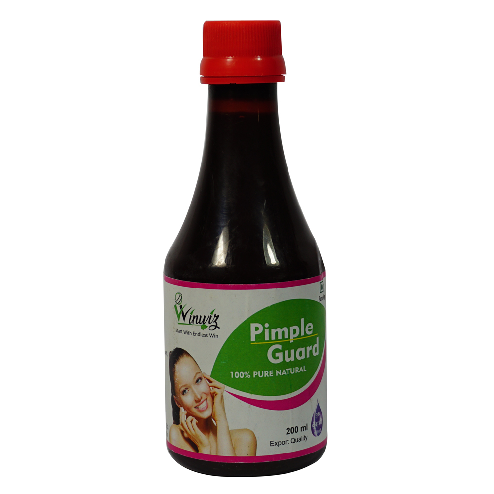 Pimple Guard Syrup