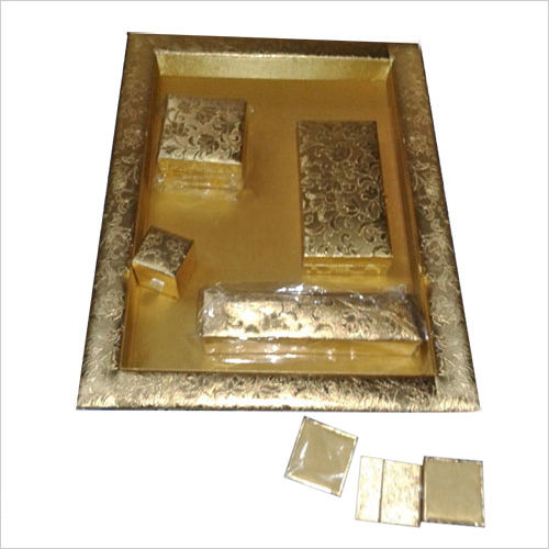 Jewellery Gift Packaging Tray